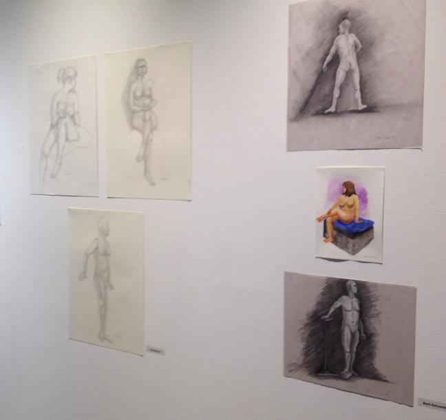 life drawing exhibit