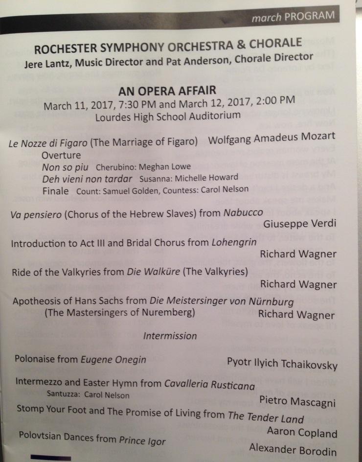opera program