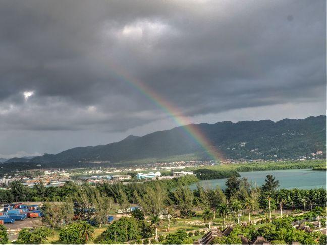 Jamaica Rainbow