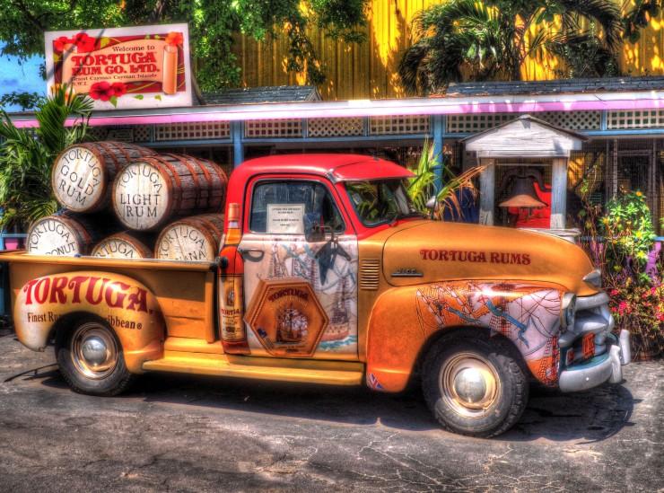 Rum Truck