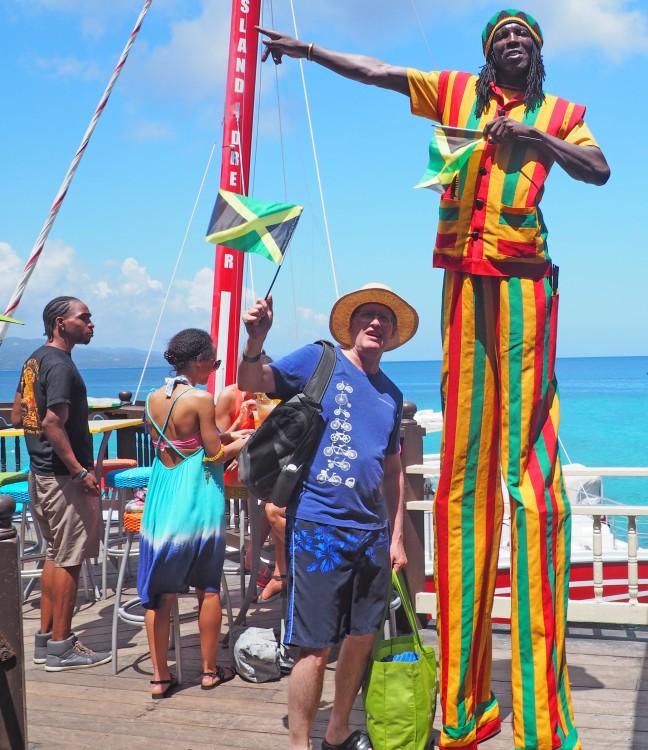 Jamaica Stiltwalker
