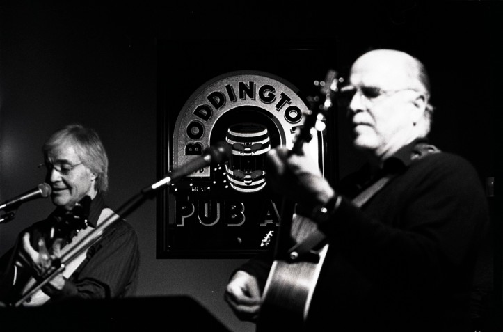 Dan Perry and John Evans