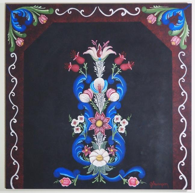 blomstervase