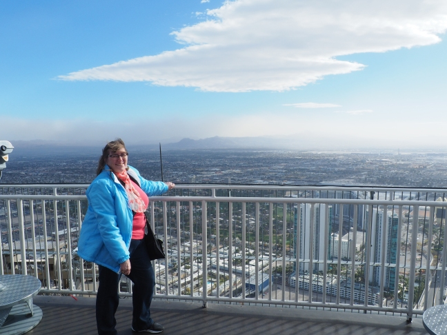 Atop the Stratosphere
