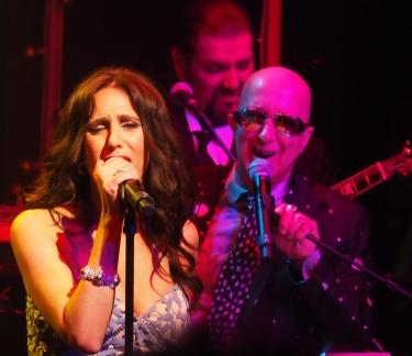 Vocalist Noybel Gorgoy