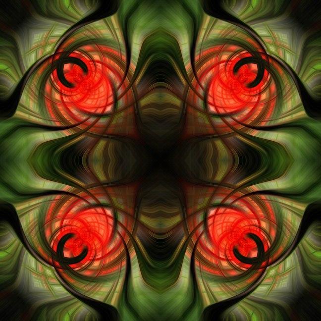 Flower Four Point