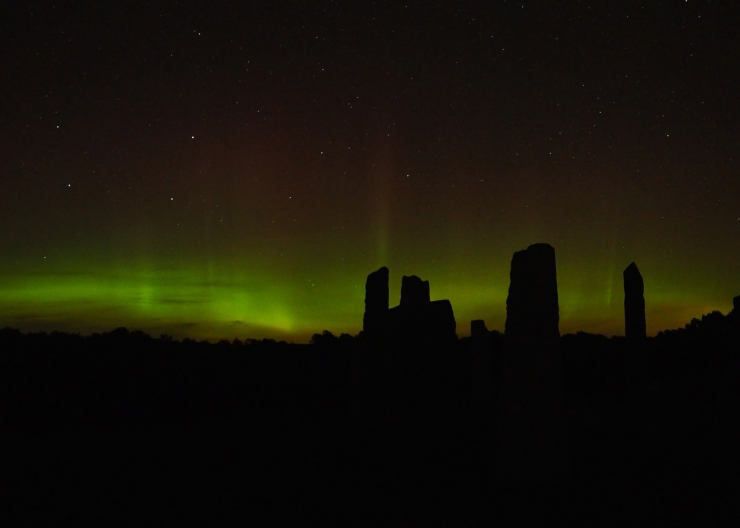 Could There Be Any Greater Joy than Reading Goethe by the Light of the Aurora Borealis?