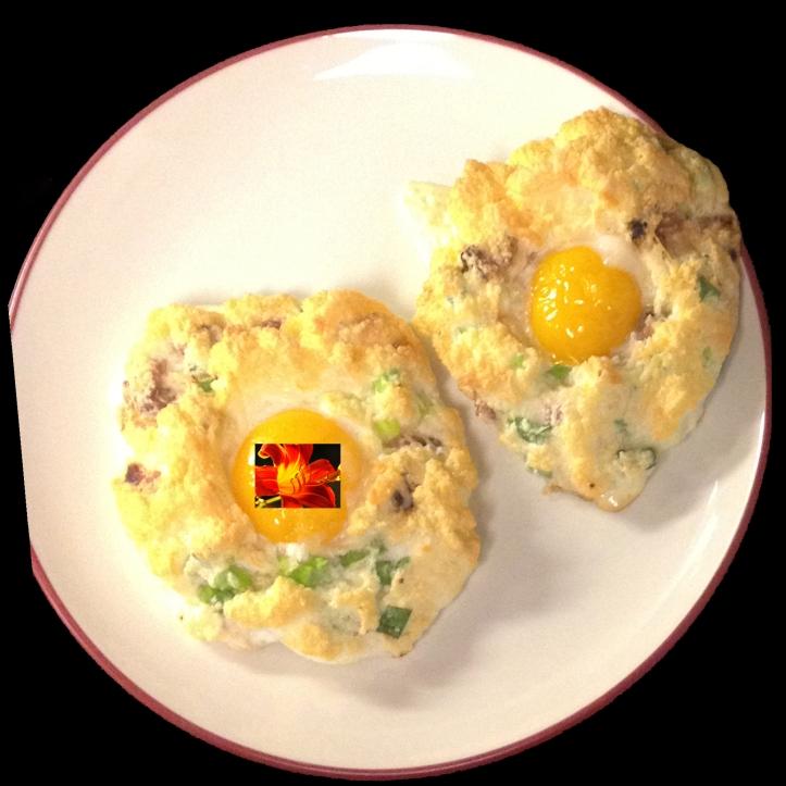 That's no yolk!