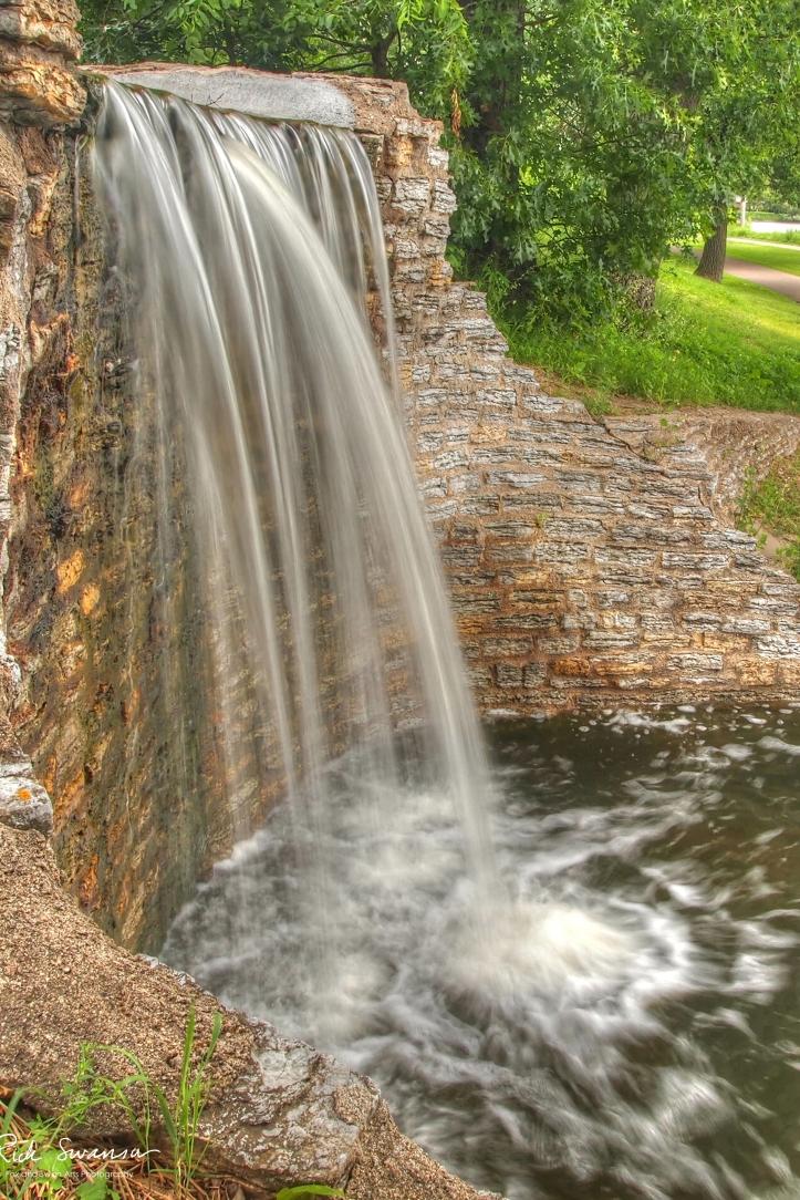 Phalen Waterfall