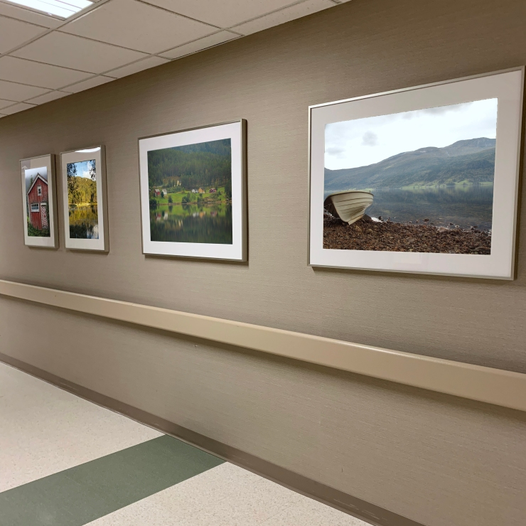 HospitalCorridorNorwayTheme