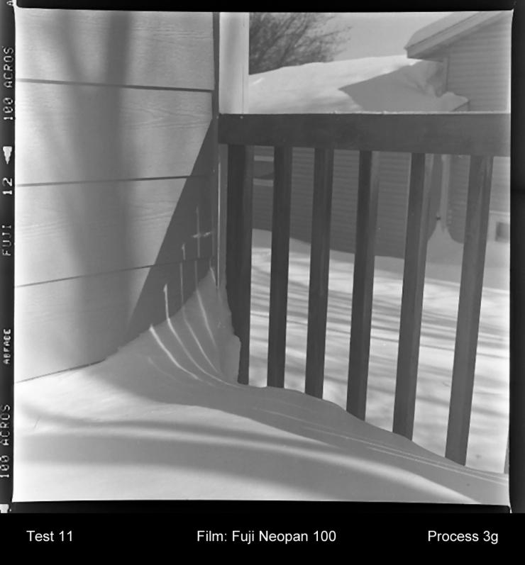 Test11 SnowShadows