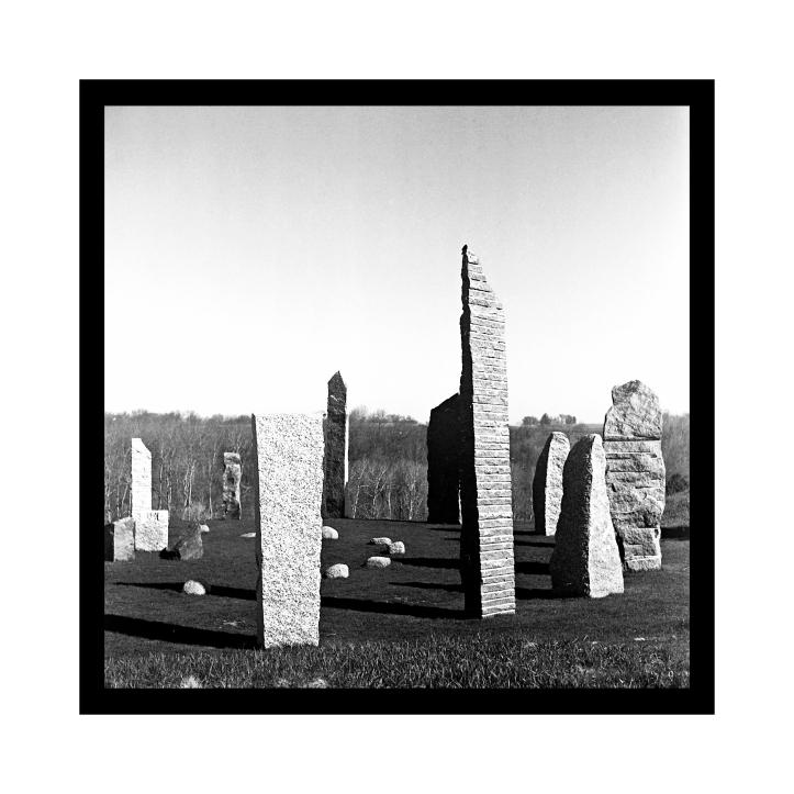 A Spectrum of Monoliths No. 2