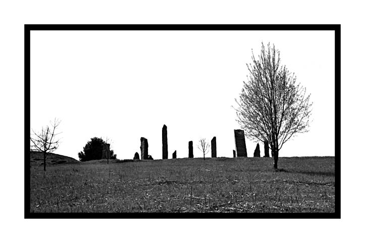 A Spectrum of Monoliths No. 1